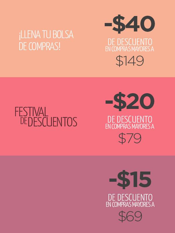 096ebbbe9 ... Andrea MX Semana 23 Andrea | Festival de Descuentos · Nuevo Outlet  Graduaciones Rebajas