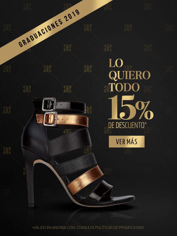 8fecadce Andrea | Tienda Online | Zapatos, Ropa y Accesorios.