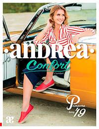 Calzado Dama · Andrea Confort b926afaeedd